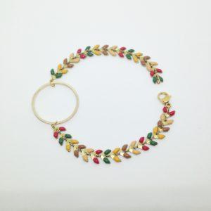 Bracelet épi vintage