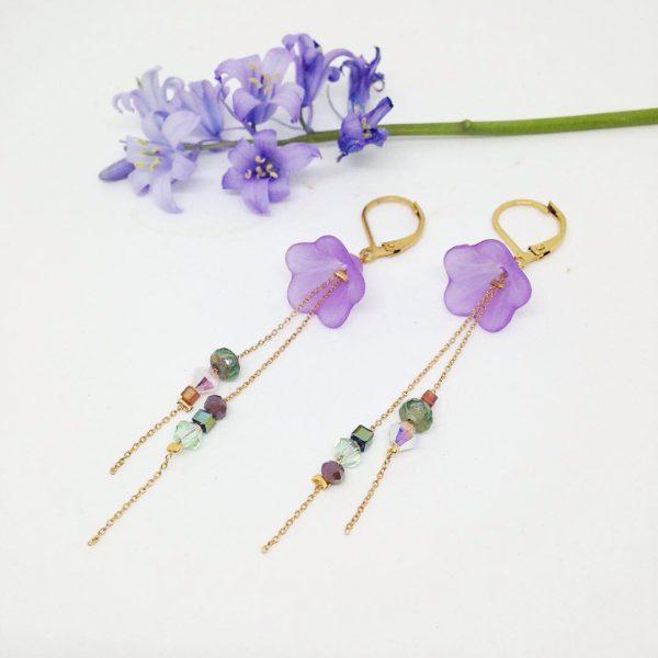 bluebells violettes 1