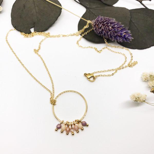 Perles de douceur collier 1
