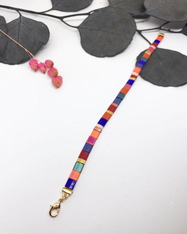 Bracelet colorama 2