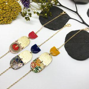 Bracelets kimonos choix près