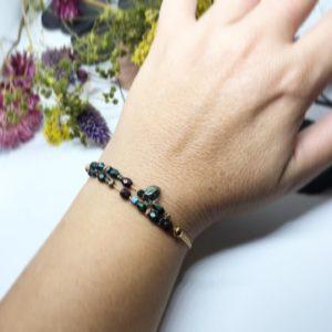 Bracelet-in-the-forest-porté